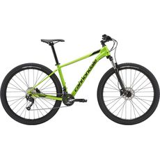 "Велосипед 29"" Cannondale Trail 7 2019 AGR салатовый, фото 1"