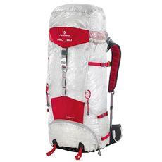 Рюкзак туристический Ferrino Radical 80+10 White, фото 1