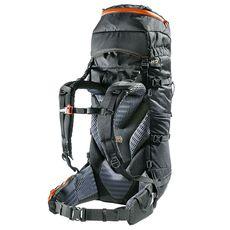Рюкзак туристический Ferrino XMT 60+10 Black, фото 2