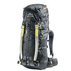 Рюкзак туристический Ferrino XMT 60+10 Black, фото 3