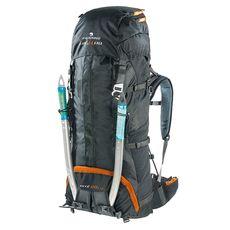 Рюкзак туристический Ferrino XMT 80+10 Black, фото 3