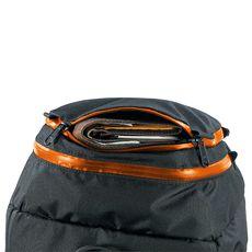 Рюкзак туристический Ferrino XMT 80+10 Black, фото 5