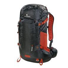 Рюкзак туристический Ferrino Dry-Hike 32 OutDry Black, фото 1