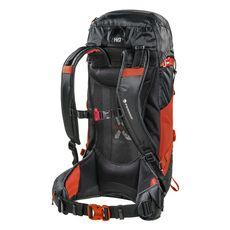 Рюкзак туристический Ferrino Dry-Hike 32 OutDry Black, фото 2