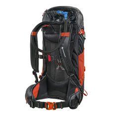 Рюкзак туристический Ferrino Dry-Hike 32 OutDry Black, фото 3