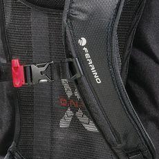 Рюкзак туристический Ferrino Dry-Hike 32 OutDry Black, фото 6