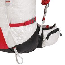 Рюкзак туристический Ferrino Radical 45+10 White, фото 5