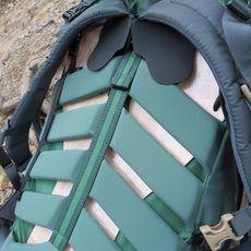 Рюкзак туристический Granite Gear Nimbus Trace Access 70/70 Rg Fern/Boreal/Slate, фото 8