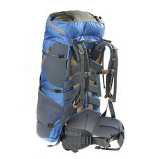 Рюкзак туристический Granite Gear Nimbus Trace Access 60/60 Rg Blue/Moonmist, фото 2
