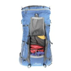 Рюкзак туристический Granite Gear Nimbus Trace Access 60/60 Rg Blue/Moonmist, фото 3