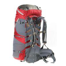 Рюкзак туристический Granite Gear Nimbus Trace Access 60/60 Rg Red/Moonmist, фото 2