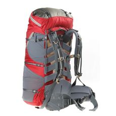 Рюкзак туристичний Granite Gear Nimbus Trace Access 85/85 Rg Red/Moonmist, фото 2