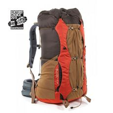 Рюкзак туристичний Granite Gear Blaze AC 60/55 Sh Tiger/Java, фото 1