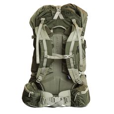Рюкзак туристический Granite Gear Crown2 60 Women Rg Fatigue/Dried Sage, фото 2