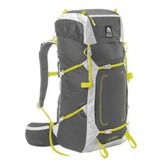 Рюкзак туристичний Granite Gear Lutsen 55 L/XL Flint/Chromium/Neolime, фото 1