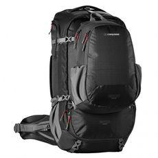 Рюкзак туристический Caribee Magellan 75 RFID Black, фото 1