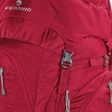 Рюкзак туристический Ferrino Transalp 100 Bordeaux, фото 3