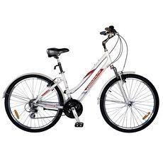 """Велосипед Comanche Holiday Lady Белый-красный (рама 16""""), фото 1"""