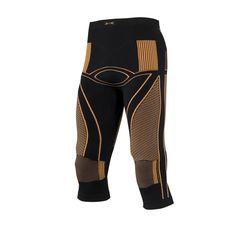 Мужские термоштаны X-Bionic Energy Accumulator Man Pants Medium B078 (X39) Black / Orange (I20012), фото 1