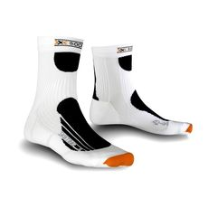 Термоноски X-Socks Skating Pro X50 White/Black (X20301), фото 1
