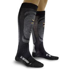Термоноски X-Socks Skiing Discovery X13 Black/Antracite (X20310), фото 1