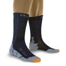 Термоноски X-Socks Trekking Silver B014 Black / Anthracite (X020318), фото 1
