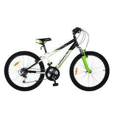 """Велосипед Comanche Pony Черный-белый-зеленый (рама 11""""), фото 1"""