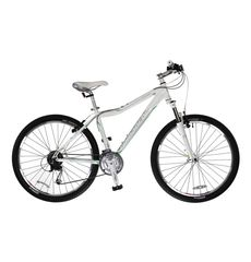 "Велосипед Comanche Orinoco Lady Белый-бирюзовый (рама 15""), фото 1"