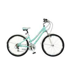 """Велосипед Comanche Holiday Lady Бирюзовый (рама 14""""), фото 1"""