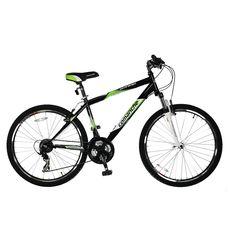 """Велосипед Comanche Ontario Черный-зеленый (рама 17""""), фото 1"""