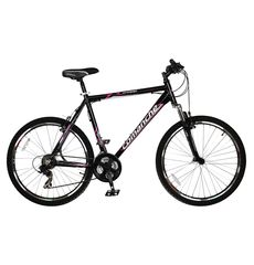 """Велосипед Comanche Ontario Sport St Черный-фиолетовый (рама 22""""), фото 1"""