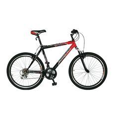 """Велосипед Comanche Prairie Черный-красный (рама 20""""), фото 1"""