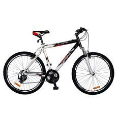 """Велосипед Comanche Prairie Comp Черный-белый-красный (рама 20""""), фото 1"""