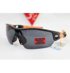 Очки EXUSTAR CSG09-4IN1, 4 линзы в комплекте, черно-оранжевые (GLA-00-93), фото 1