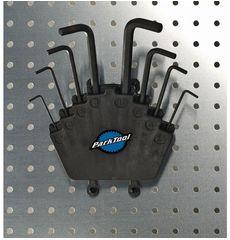 Набор шестигран. Park Tool профессиональный с настенным штативом (TOO-34-23), фото 1