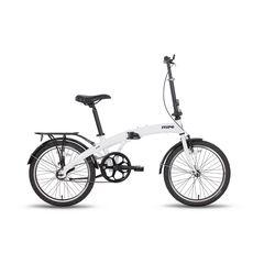 Багажник Pride для складных велосипедов Mini, сталь black (CAR-19-60), фото 1