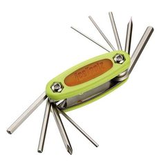 Ключ ICE TOOLZ 97A3 складной 8 инструментов Mighty 8 (TOO-29-20), фото 1
