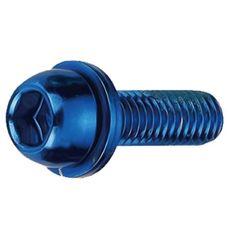 Набор болтов Bengal для крепления калипера, 4шт синий (BLT-04-14), фото 1