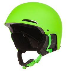 Шлем горнолыжный Giro Battle Matte Light Green, фото 1