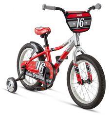 """Велосипед 16"""" Schwinn Gremlin boys red/silver 2016 (SKD-13-35), фото 1"""