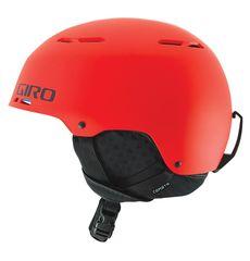 Шлем горнолыжный Giro Combyn Matte Red Glowing, фото 1
