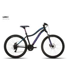 Велосипед Ghost Lawu 2 black/pink/blue XL 2016, фото 1