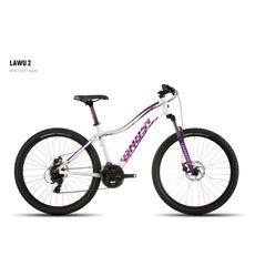 Велосипед Ghost Lawu 2 white/pink/purple XL 2016, фото 1