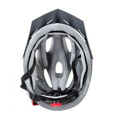Сменный комплект оборудования на шлем Green Cycle Enduro черно-серый, фото 1