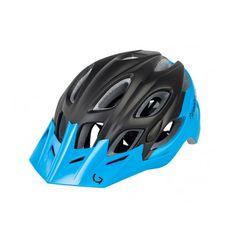 Шлем Green Cycle Enduro черно-синий, фото 1