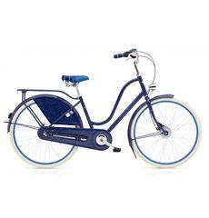 "Велосипед 28"" Electra Amsterdam Fashion 3i Ladies' Jetsetter Blue (SKD-49-34), фото 1"