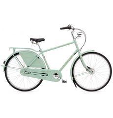 "Велосипед 28"" Electra Amsterdam Royal 8i (Alloy) Men's Field Grey (SKDU-28-19), фото 1"