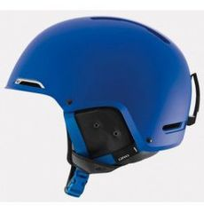 Шлем горнолыжный Giro Battle Matte Blue, фото 1