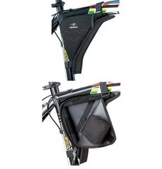 Сумка Konnix TY-09132TAR треугольная, отдельный внутренний кармашек для ценных вещей. Размер: 22x7.5x24cm черный (BIB-21-86), фото 1