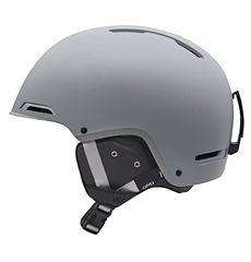 Шлем горнолыжный Giro Battle Matte Grey, фото 1